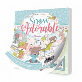 The Square Little Book of Snow Adorable