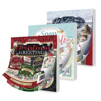 The Square Little Book Christmas Multibuy