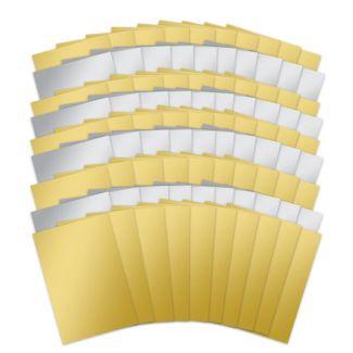 Mirri Card Megabuy - Gold & Silver 200 SHEETS!