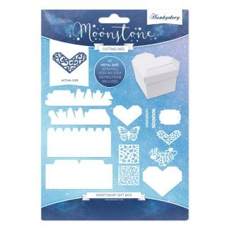 Sweetheart Gift Box Moonstone Die Set