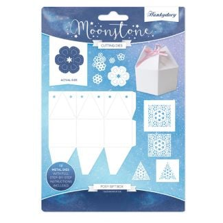 Posy Gift Box Moonstone Die Set