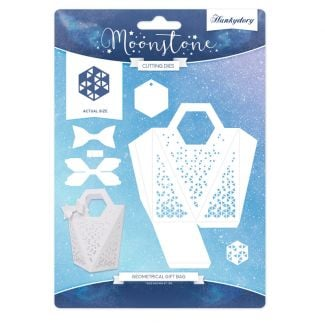 Geometrical Gift Bag Moonstone Die Set