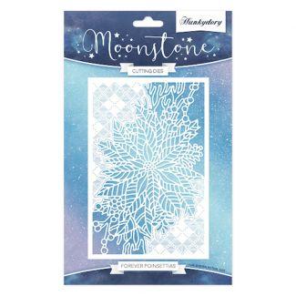 Moonstone Dies - Forever Poinsettias