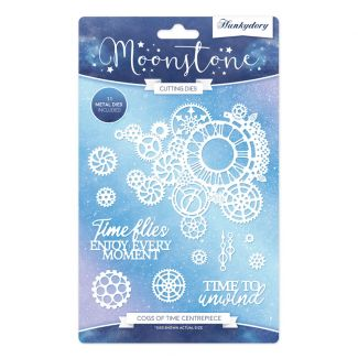 Moonstone Dies - Cogs of Time Centrepiece