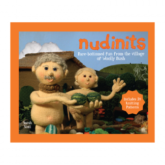 Nudinits Knitting Book