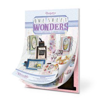 One Sheet Wonders - Easel Cards
