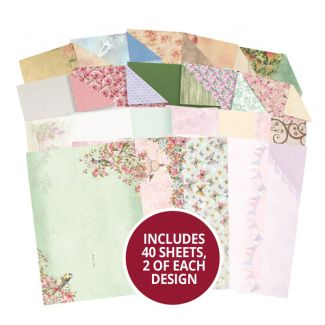 Inserts Variety Pack - 40 Sheets of Mixed A4 Inserts