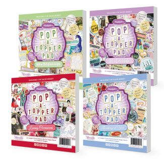 Pop-a-Topper Pads - Ultimate Collection 2