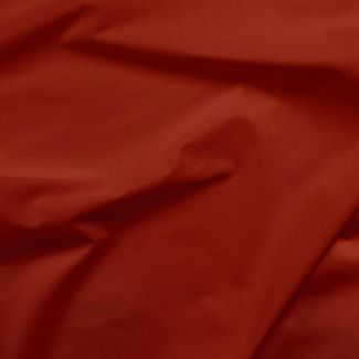 Solids Cotton Fabric - Vintage Red (1mtr)