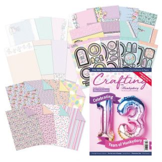 Crafting with Hunkydory Project Magazine - Issue 61