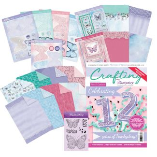 Crafting With Hunkydory Project Magazine - 12th Anniversary Edition
