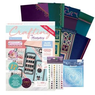 Crafting with Hunkydory Issue 51
