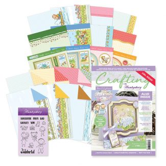 Crafting with Hunkydory Issue 53