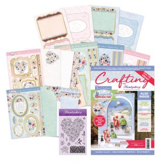 Crafting with Hunkydory Issue 54