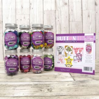 Hunkydory Button It! Bundle