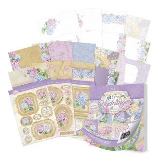 Forever Florals - Hydrangea Mini Collection