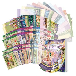 Welcome to Fairyland Ultimate Deco-Large Collection