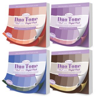 Duo Tone Paper Pad Ultimate Collection 1