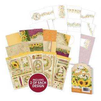 Forever Florals - Sunflower Bundle