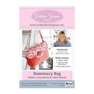 Half Yard Sewing Club - Rosemary Bag Pattern