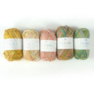 Ricorumi Prints Dk Yarn multibuy
