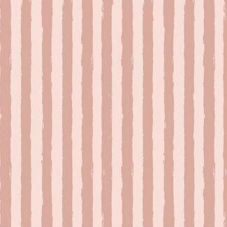 Blush Stripe Pink Sparkle