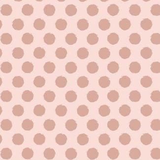 Blush Dot Pink Sparkle
