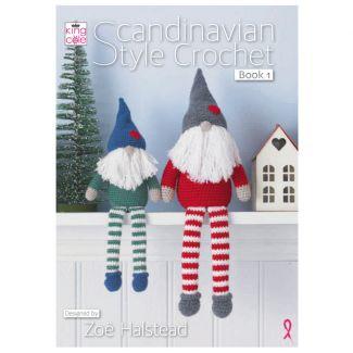 Scandinavian Style Crochet - Book 1