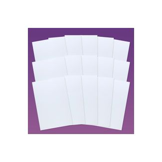 Colour Me! Professional Stamping Card - 15 Sheets