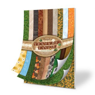 Texture-tastic Paper Pad