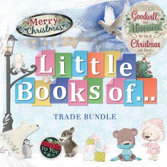 July Christmas Square Little Books Trade Bundle