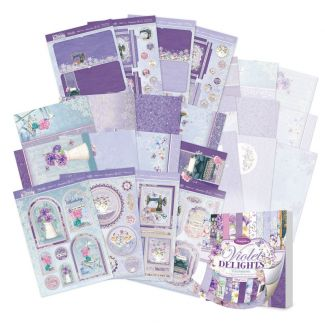 Violet Delights Complete Collection