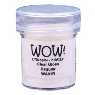 Wow Embossing Powders - Clear Gloss