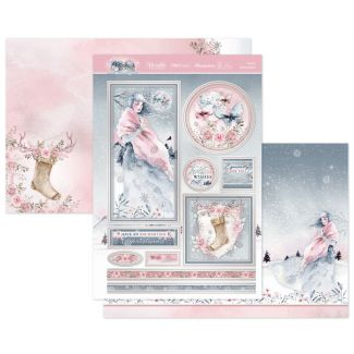 Festive Enchantment Luxury Topper Set