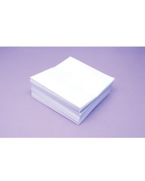 "Bright White 100gsm Envelopes -Size 4"" x 4"" - Approx 50"