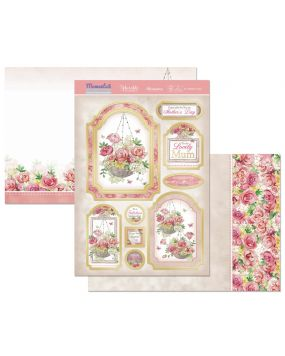 Moments & Milestones Luxury Topper Set - For Mother's Day