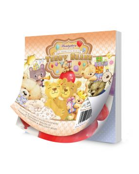 The Square Little Book of Teddy Bears