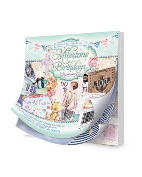 The Square Little Book of Milestone Birthdays