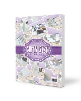 Super-Size Mirri Card Block - Silver