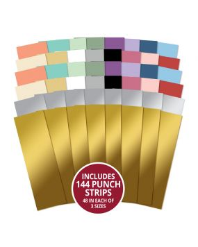 Moonstone Minis - Assorted Punch Strips