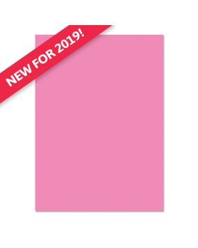 Adorable Scorable A4 Cardstock x 10 sheets - Candy Pink