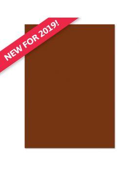 Adorable Scorable A4 Cardstock x 10 sheets - Coffee Bean