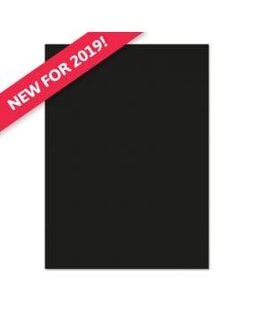 Adorable Scorable A4 Cardstock x 10 sheets - Elegant Ebony