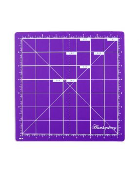 "Premier Craft Tools - Double Sided Cutting Mat - 8"" x 8"""