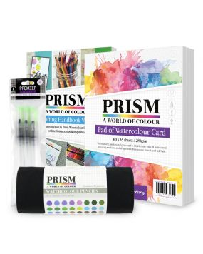 Prism Watercolour Pencils - Ultimate Bundle