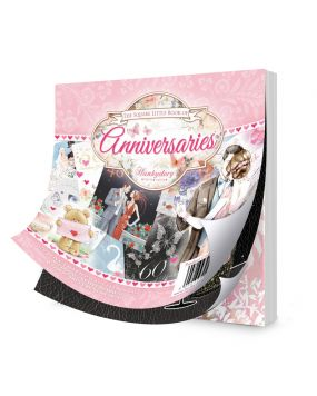 The Square Little Book of Anniversaries