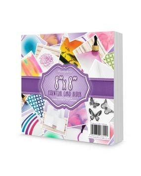 """Ink Me! 8"""" x 8"""" Essential Card Block"""