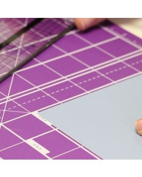 "Premier Craft Tools - Double-Sided Cutting Mat 12"" x 12"""