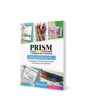 Prism Crafting Handbook Vol. 2 - Prism Watercolour Pencils