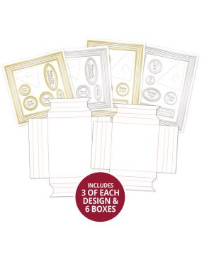 Deco-Large Box Frames - Square & Rectangle Collection